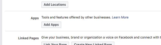 Ve a la sección Aplicaciones y haz clic en Añadir Aplicaciones