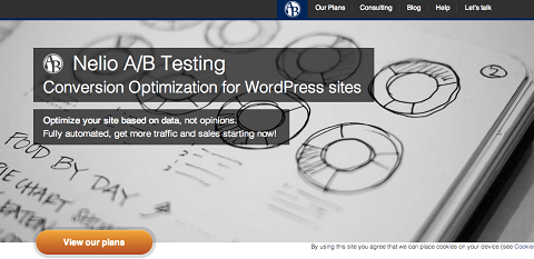 Read You chose our new landing page featured image