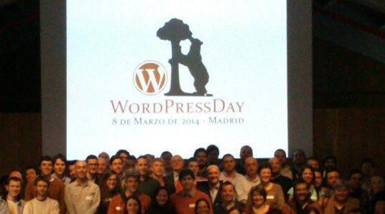 WordPress Day Madrid 2014 - Attendants