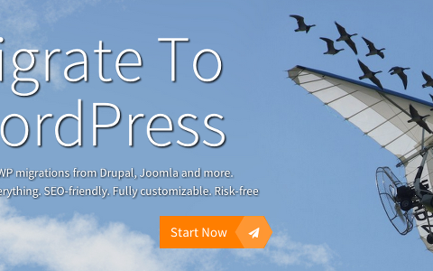 Read It's Here! Our New Migrate to WordPress Website Design!