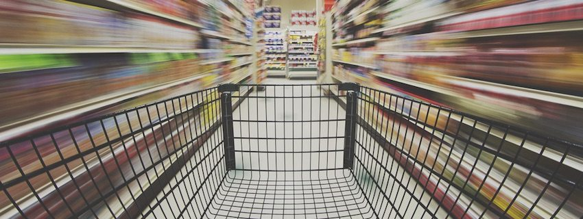 Ride in the Shopping Cart by Caden Crawford