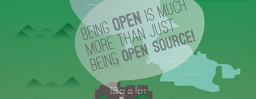 being open is more than just being open source