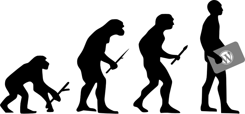 WordPress Evolution