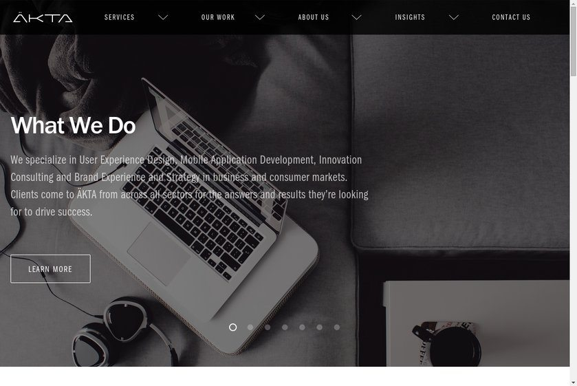AKTA Website