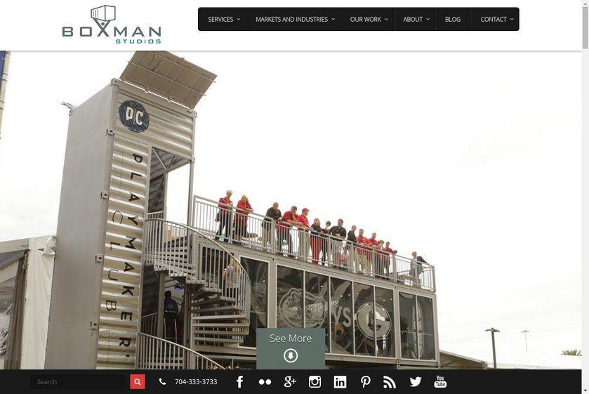 Boxman Studios Website