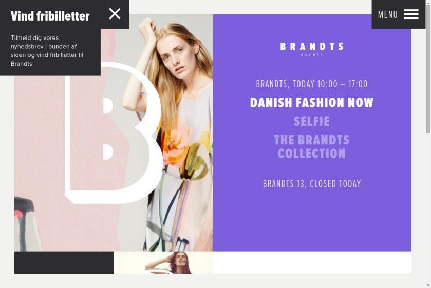 Brandts Website