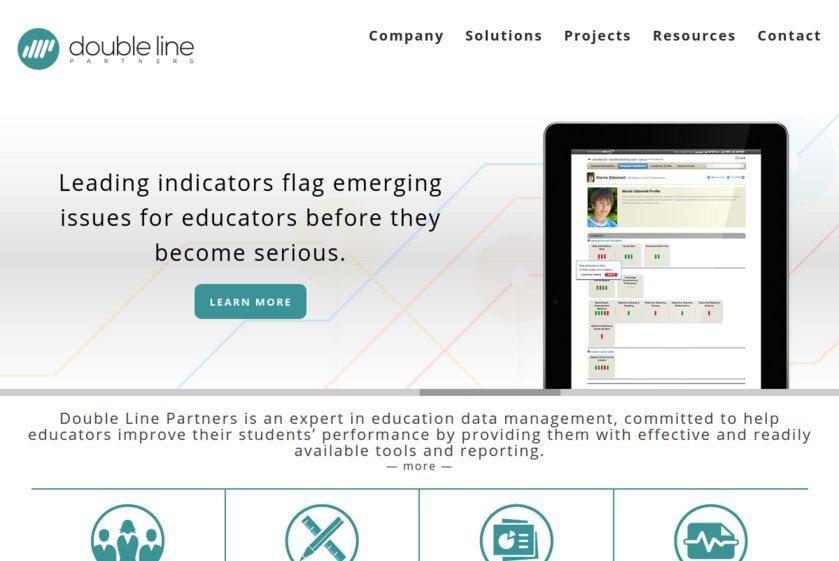 Double Line Partners Website