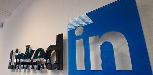 LinkedIn home office logo