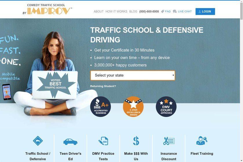 Interactive Education Concepts Website