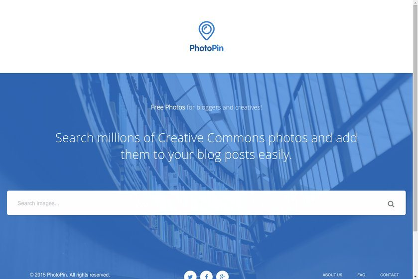 PhotoPin Website