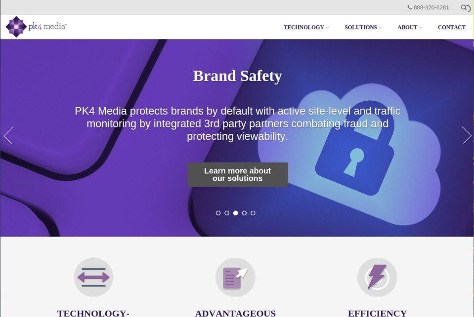PK4 Media Website