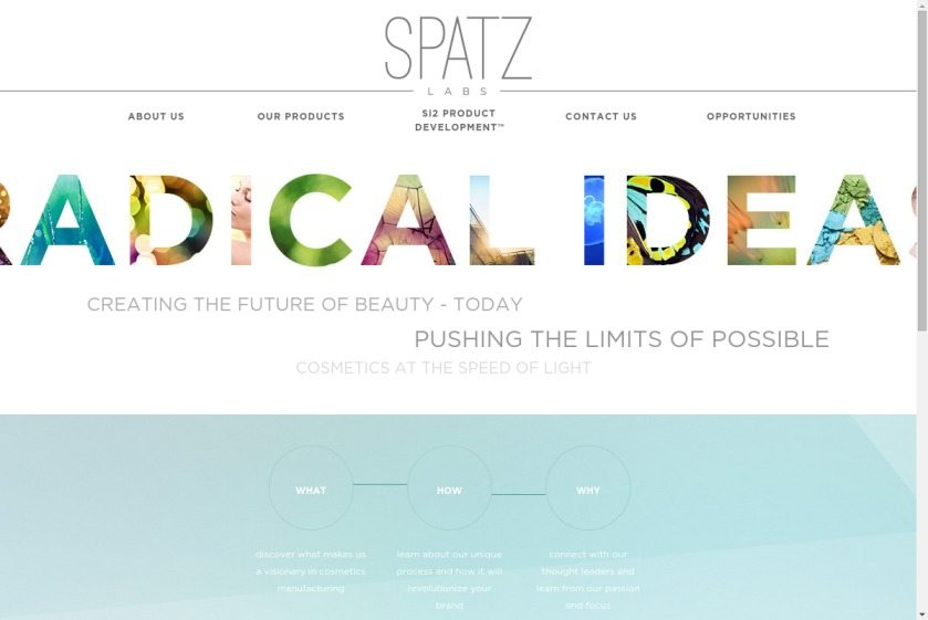 Spatz Labs Website