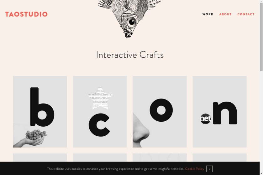 Taostudio Website