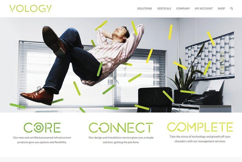 Vology Website