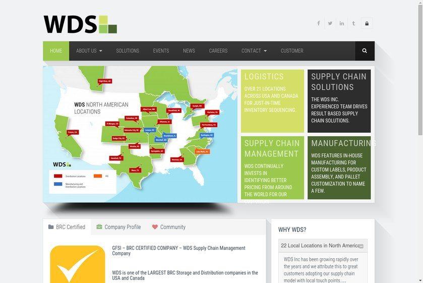 WDS Website
