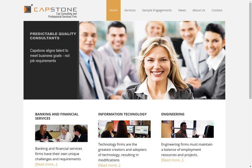 Capstone Website