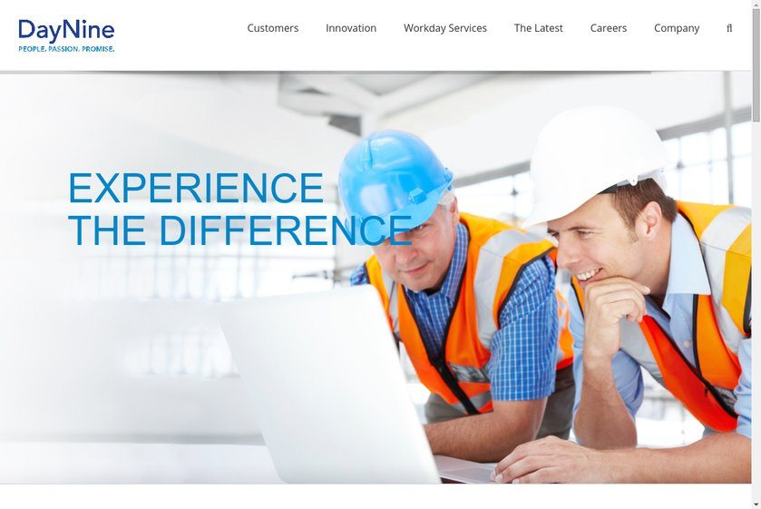 DayNine Website