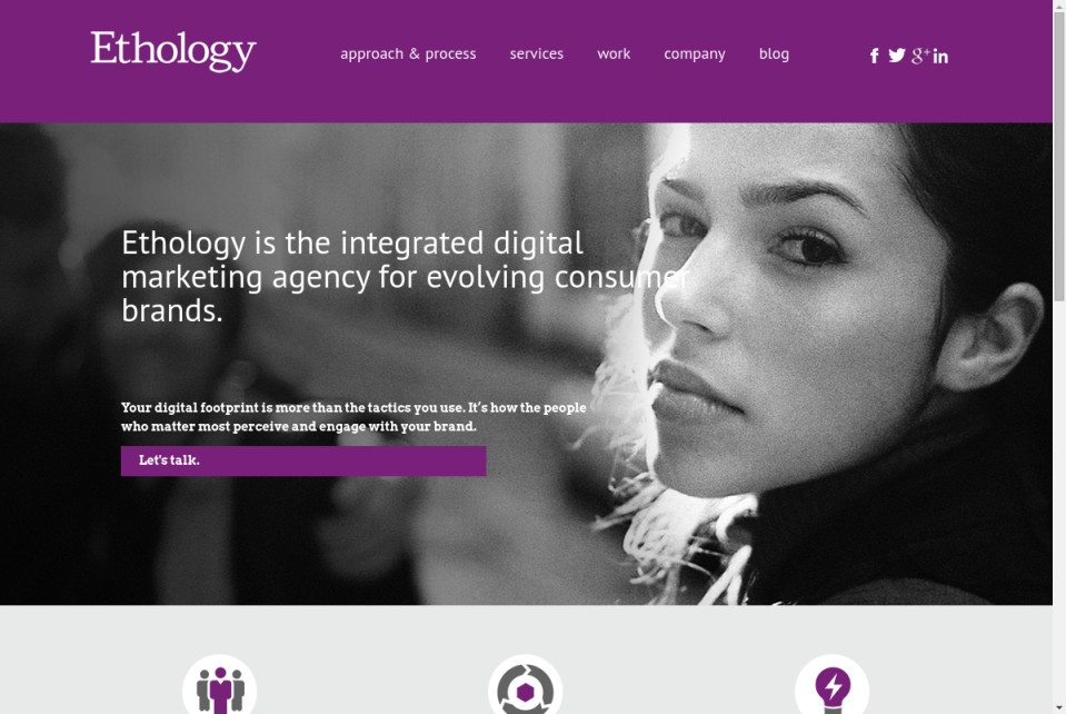 Ethology Website
