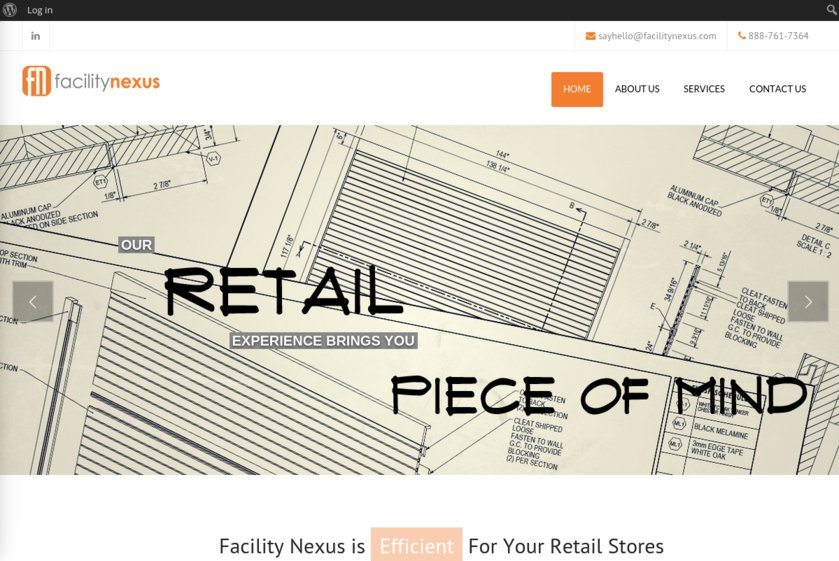 Facility Nexus Website