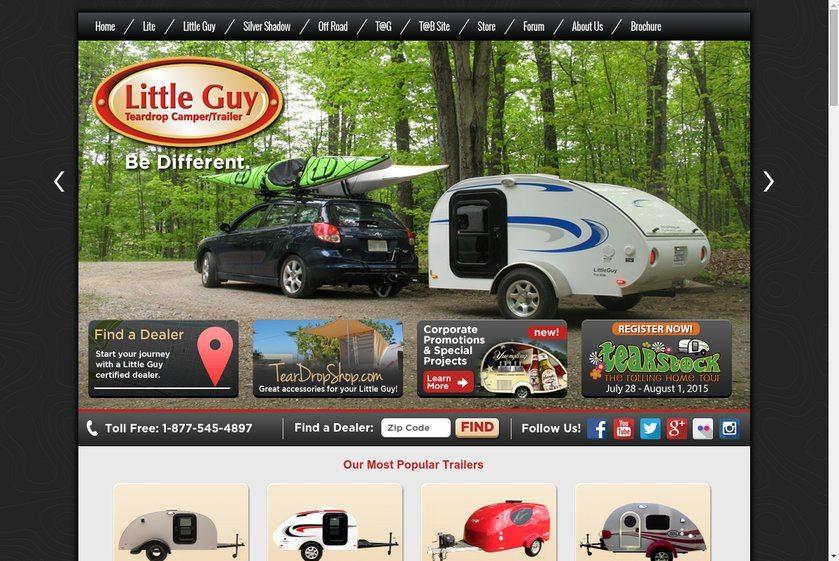 Little Guy Worldwide Website