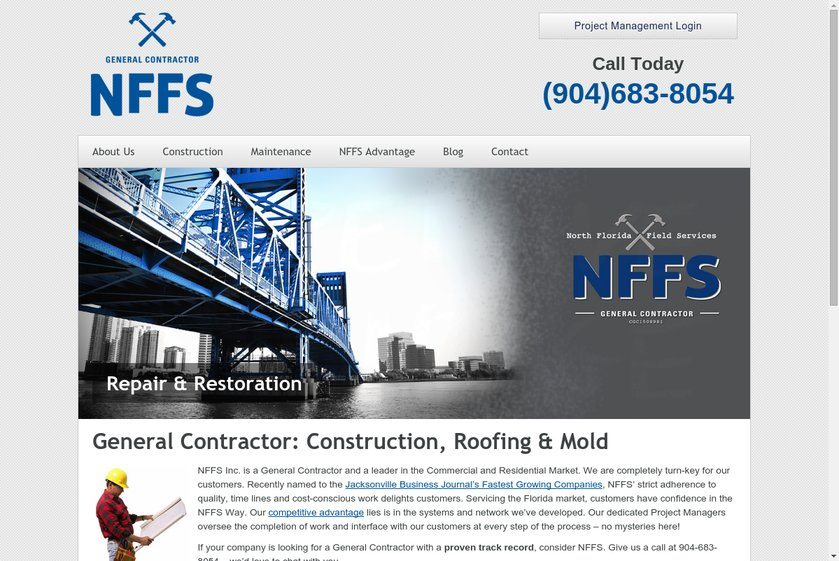 North Florida Field Services