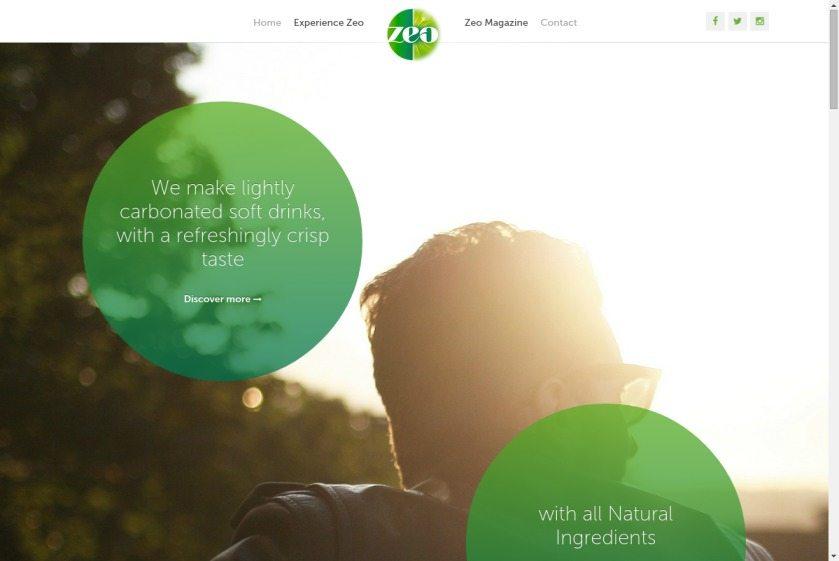Zeo Website