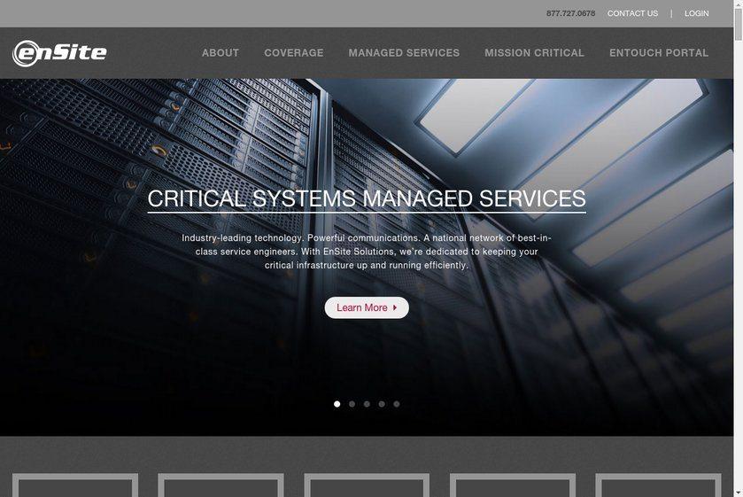 EnSite Solutions Website