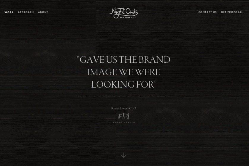 Night Owls Website