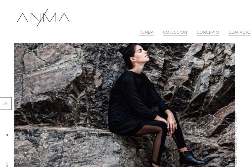 Anima Website