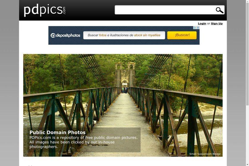 pdpics Website