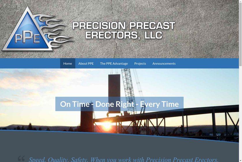 Wordpress Websites Of The Top Construction Companies