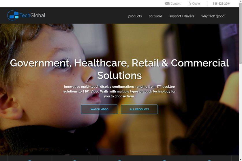 Tech Global Website