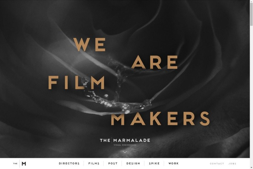 The Marmalade Website