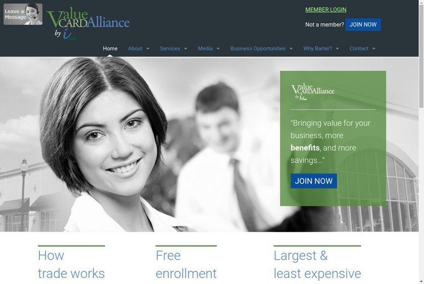 VCA Website