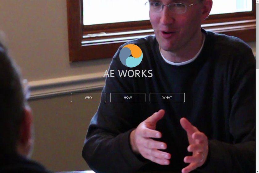 AE Works Website