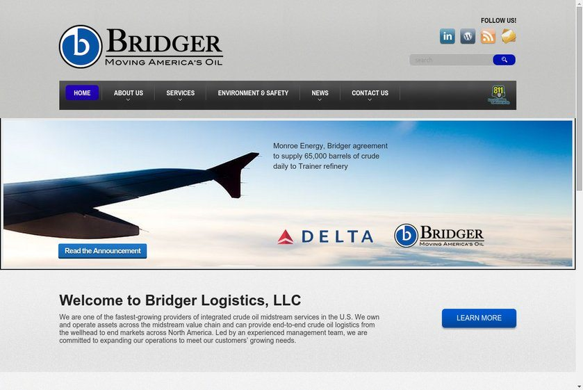 Bridger Group Website