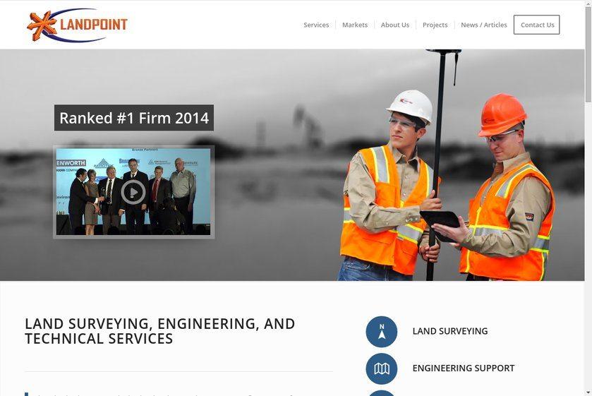 Landpoint Website