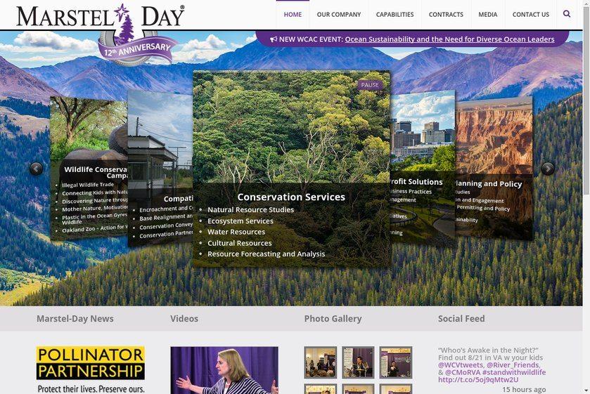Marstel-Day Website
