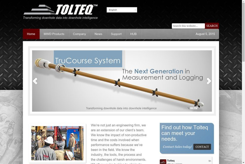 Tolteq Website