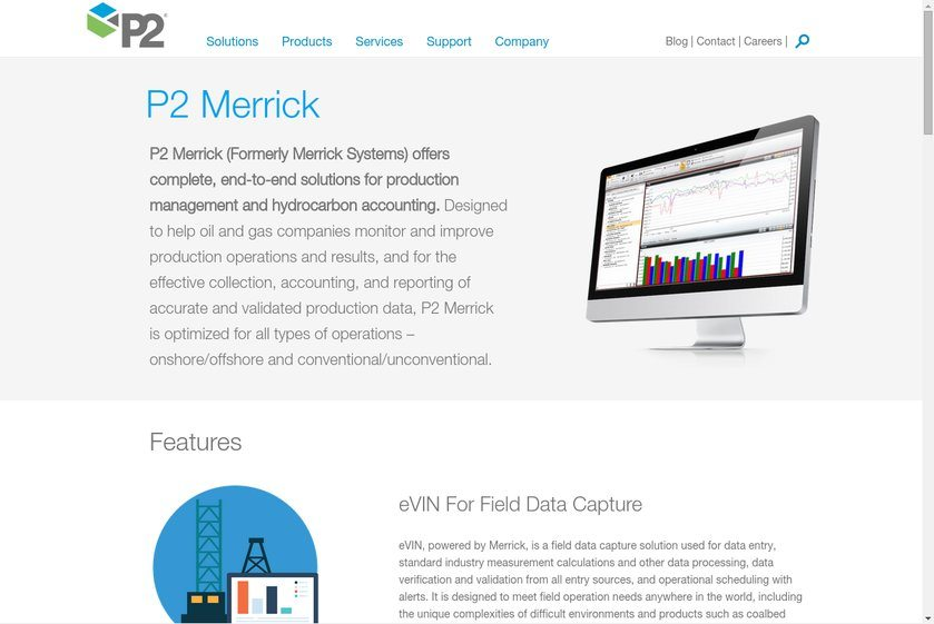 Merrick Systems Website