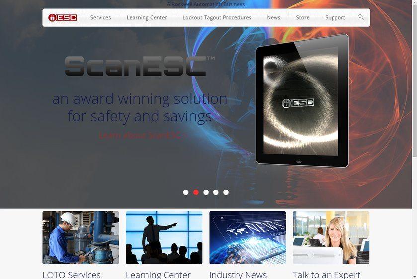 ESC Services Website