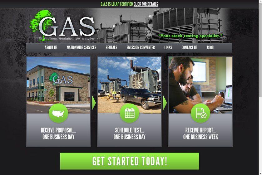 G.A.S. Website