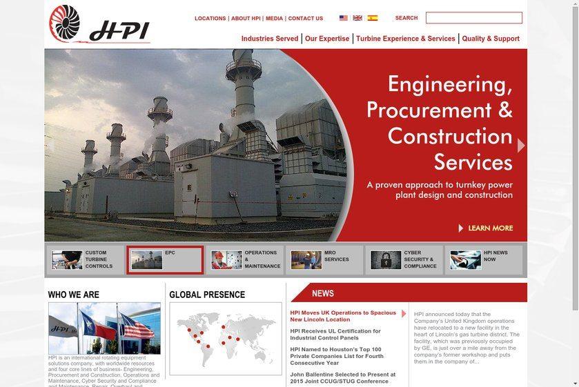 HPI Website