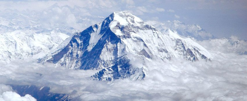 Picture of Dhaulagiri by Sergey Ashmarin