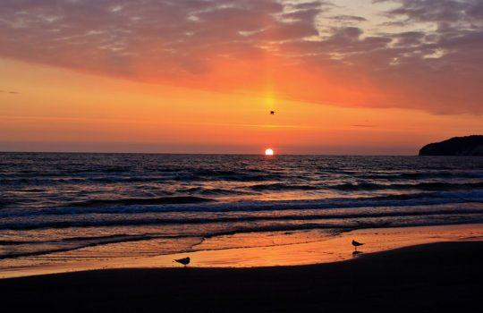 Sunset by dicau58