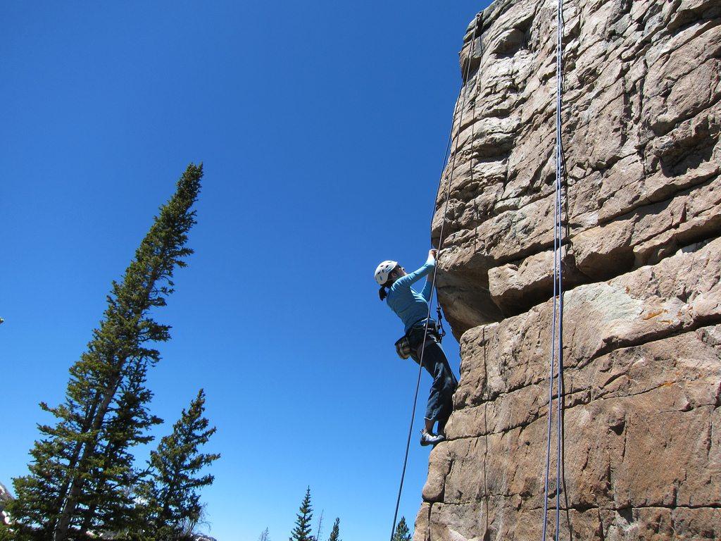 Uintah Climbing