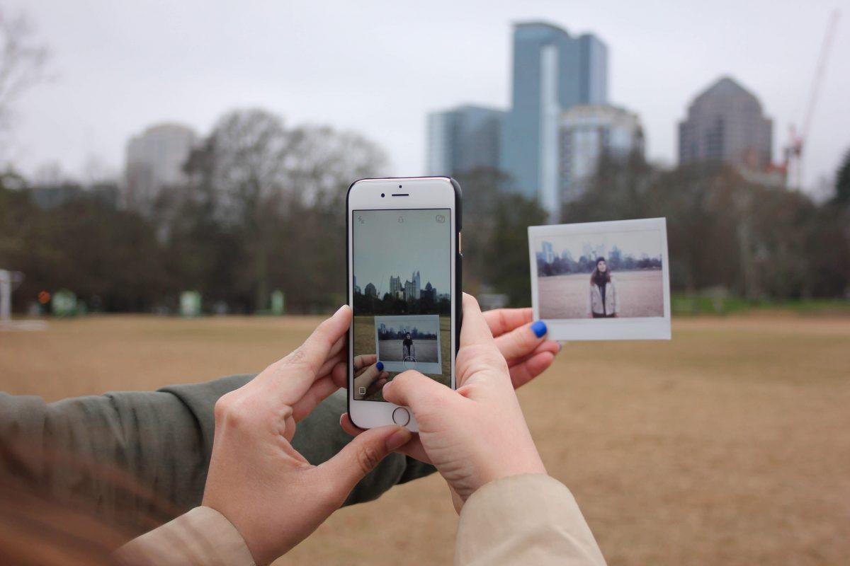 Social Media by Rachael Crowe