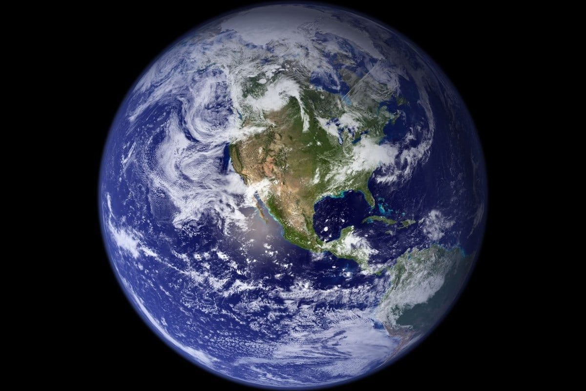 The Earth, from NASA