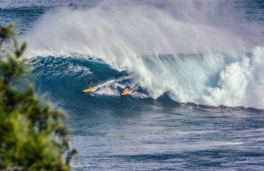 Surfers picture by delfi de la Rua