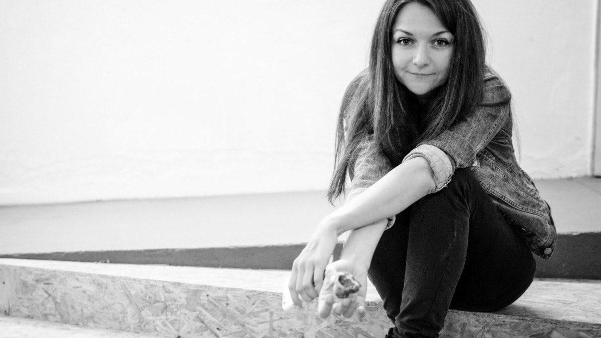 Petya Raykovska, by Luca Sartoni